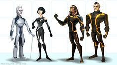 stylized character model - Google Search