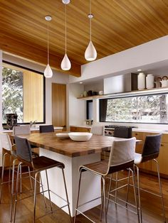 "to get the proper inspiration to decorate and design your Mid Century Kitchen Design. So Checkout Adorable Mid Century Kitchen Design And Ideas To Try"" Kitchen Lighting Fixtures, Kitchen Pendant Lighting, Kitchen Pendants, Pendant Lights, Light Fixtures, Pendulum Lights, Light Fittings, Pendant Lamp, Eat In Kitchen"