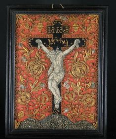 04041.jpg - Crucifix miraculeux. Clarisses de Chambéry XVIIIème