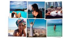 Model life: This week on Instagram http://ift.tt/1Tx7Gqx #VogueParis #Fashion