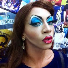 Jessica Rabbit Makeup realness