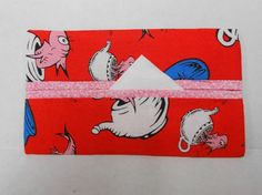 One Fish Two Fish Tissue Cozy/Gift Card by NotWithoutAnnette, $3.00