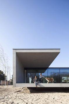Gallery of Villa KDP / Govaert & Vanhoutte Architects - 4