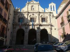 http://www.hotelbjvittoria.it #chiesasanmichele #panorama #Cagliari #Sardegna #monumenti #viaospedale #