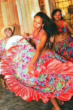 Mauritian Pop Up- Sega Dancing