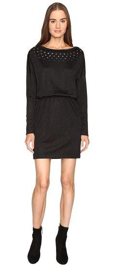 Black dress long 900