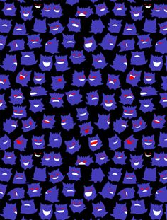 10 more Pins for your pokemon board - - Ruamrudee International School Mail Gengar Pokemon, Ghost Pokemon, Pokemon Go, Inspirational Wallpapers, Cute Wallpapers, Pokemon Backgrounds, Les Aliens, Ghost Type, Anime