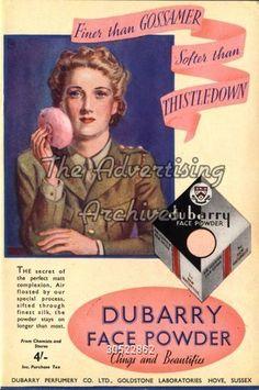 Dubarry Face Powder