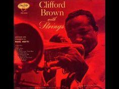 おはようございます。 今日はクリフォード・ブラウンが生まれた日。 今朝の一曲は名盤「ウィズ・ストリングス」から「煙が目にしみる」、クリフォードのトランペットが実に気持ち良さそうにメロディを歌い上げるスローバラード。