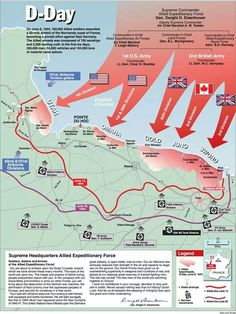 "The Battle of Normandy Map ~ Normandy ~ France ~ ""Operation Overlord"" began on June It involved 160 000 Allied troops at the Battle of Normandy and the D-Day Landings. By August there were over 000 Allied troops in France. ~ World War II Battle Of Normandy, D Day Normandy, Normandy France, Normandy Invasion, Normandy Beach, Provence France, Beaches Of Normandy, France Map, Modern History"