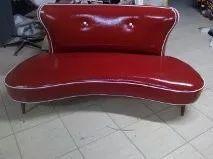 sofa  feijao modelo anos 50