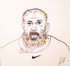 6 Nations Rugby Drawings The Curious Case of Dan Cole Dan Cole, Rugby, Drawings, Sketches, Illustration, Beautiful, Art, Art Background, Illustrations