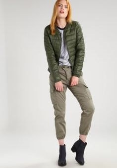 ONLY - ONLTAHOE - Kurtka Bomber - rifle green
