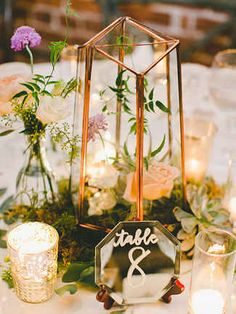 15 Centerpieces You'll Want to Re-Create for Your Wedding Day  | TheKnot.com