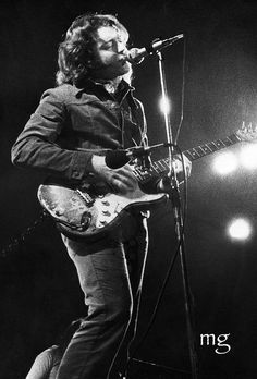 Rory Gallagher - Born on March 2 1948, an hour and a half up the road