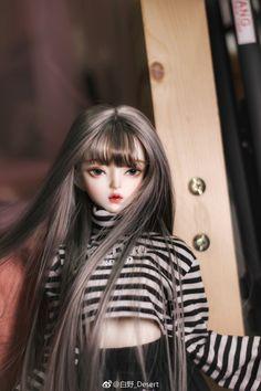 Bratz Doll, Ooak Dolls, Blythe Dolls, Pretty Dolls, Beautiful Dolls, Human Doll, Anime Makeup, Cute Baby Dolls, Dream Doll
