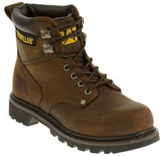 515a2ef709408 Vanir Porto · Coisas para comprar · Caterpillar Second Shift work Boots  with Steel Toe ...