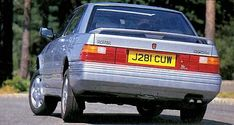 The cars : Rover 800 Turbo development story - AROnline Land Rover V8, Diesel Cars, Sports Models, Car Magazine, New Engine, Performance Cars, Grand Prix, Cars And Motorcycles