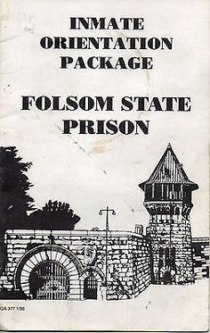 Inmate Orientation Package Folsom State Prison for USD22.50 #Books #Nonfiction #Orientation  Like the Inmate Orientation Package Folsom State Prison? Get it at USD22.50!