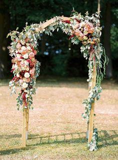 Traubögen für die Hochzeit | Friedatheres.com
