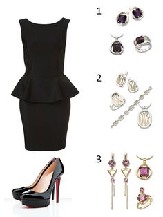 Little black dress and Totemi: 1, 2 or 3?