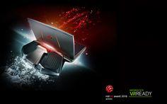 ASUS Republic Of Gamers GX700VO: world's first liquid-cooled gaming laptop. overclockable  Intel® Core™ i7 6820HK Processor, NVIDIA® GeForce® GTX™ 980 graphics, DDR4 2800(O.C.)/2400 MHz SDRAM, up to 64G,  2 x USB 3.1 TYPE C port(s) 3 x USB 3.0 port(s) 1 x Thunderbolt port