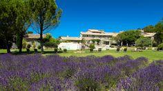 ~ Mas de la Rose - Hôtel et restaurant de luxe à Orgon en Provence