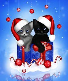 """""""Candy Cane Holiday"""" par Melissa Dawn"""