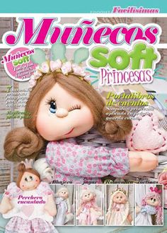 Arquivo dos álbuns Crafts To Make, Arts And Crafts, Paper Crafts, Soft Dolls, Soft Sculpture, Cute Dolls, Sewing For Kids, Softies, Christmas Diy