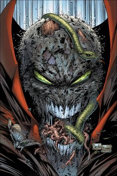 Spawn by Greg Capullo and Todd McFarlane *