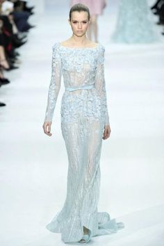 Elie Saab: Fairytale inspiration for brides and bridesmaids ...