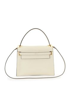 40be96b444f1 My Rockstud Top-Handle Satchel Bag by Valentino at Bergdorf Goodman.  Valentino Clutch,