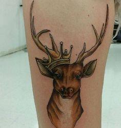 House Of Baratheon Tattoo - Game Of Thrones Tattoos