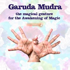 The Garuda Mudra (aka Eagle Mudra) : the Awakening Mudra Pilates Training, Yoga Pilates, Mental Training, Meditation Exercises, Yoga Mantras, Yoga Exercises, Iyengar Yoga, Yoga Routine, Fitness Workouts