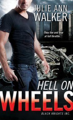 Review for Hell on Wheels by Julie Ann Walker at Just A Reader http://mellymeljustareader.blogspot.com