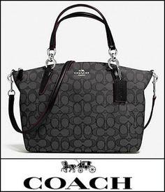 dd304ccf864 NWT Coach   F36625 Signature Kelsey Satchel Shoulder Handbag Color  SVDK6