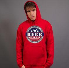 Five-Star Beer General Red Sportage 3950 Marshall Kangaroo Hoodie - Beer Hoodies,Funny Drinking Hoodies,Alcohol Hoodies,Alcohol Clothing,Funny Drinking Quotes,Funny Drinking Memes,Embroidery Hoodies,Typographic Hoodies,Graphic Hoodies,Alco Tops,Drunk,Here For Beer,Pilsner,Bier,Cerveza,Piwo,Miller,Fosters,Budweiser,Bud Light,Guinnes,Irish Pub,Pub Crawl,Cheers,Skål,Prost,Proost,Tchin,Santé,Cin Cin,Salute,Na Zdrowie,Tim-Tim,Fire In The Hole,Shirts,Sweatshirts Five Star, Red Hoodie, Graphic Design Art, Beer, Hoodies, Stars, Root Beer, Ale, Sweatshirts