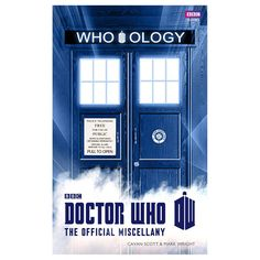 Doctor Who: Who-ology $13.40