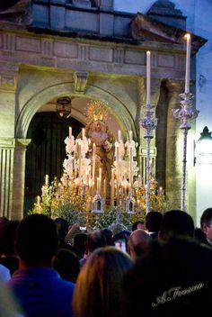La Estrella. Parroquia de san Fernando. Semana Santa Cordoba.