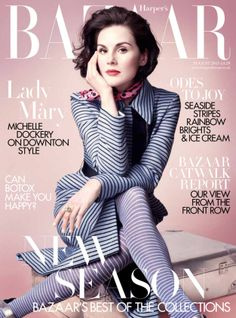 Harper's Bazaar UK, August 2013.