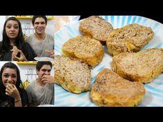 Nossa primeira rabanada (crocante, deliciosa e de forno) - YouTube