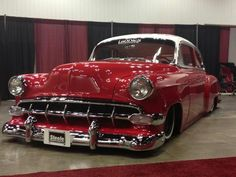 54 Chevy...Re-pin brought to you by #Classiccarinsurance agents at #HouseofInsurance Eugene