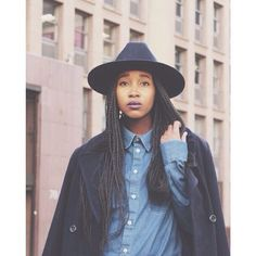 Navy 'Katherine' hat by Simon & Mary. From the Ladies Traditional Range AW14. Made in Johannesburg.