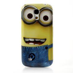 Despicable Me Plastic Case Cover for Samsung Galaxy S4 mini