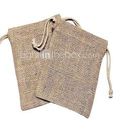 6pcs Vintage Nonwoven Burlap Favor Bag TH043 Party Candy Favor 9 x 7 cm Beter Gifts®Candy Favour Bag 2017 - $3.99