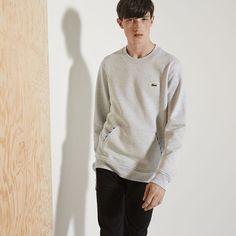 Sweatshirt à poches kangourou - Lacoste Live