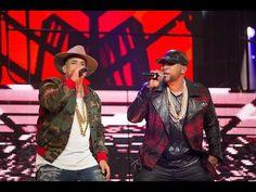 Daddy Yankee vs Don Omar Improvisando en Concierto