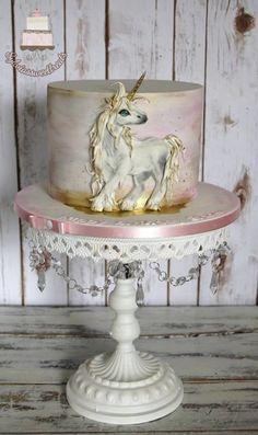Unicorn and watercolor...
