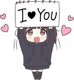 I love you too pequeña loli uwu Anime Neko, Kawaii Anime Girl, Loli Kawaii, Cute Anime Chibi, Chica Anime Manga, Cute Anime Pics, Anime Girl Cute, Beautiful Anime Girl, Cute Anime Couples