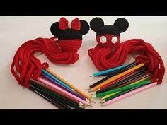Minnie Mouse, Mickey Y Minnie, Lana, Youtube, Blog, Disney Characters, Carpe Diem, Crochet Ideas, David